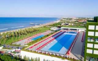 Adam & Eve Hotel 5* (Адам и Ева) Турция. Отзывы 2020, фото, цены
