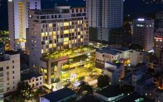 Отель Galina Hotel SPA 4* в Нячанге, Вьетнам. Карта, цены на туры 2021