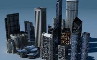 Самые высокие здания в России 2021. Названия на английском языке с переводом