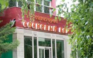 Санаторий Сосновый бор, Минусинск. Отзывы, фото, цены с лечением