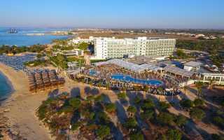 Asterias Beach 4* на Кипре, Айя Напа. Отзывы, фото, цены на туры