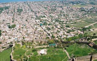 Дербент, Дагестан. Достопримечательности, город на карте России, фото
