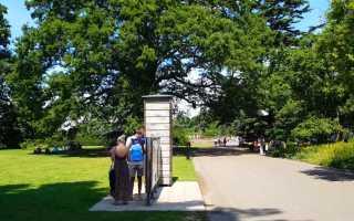 Королевские ботанические сады Кью Всемирное наследие в Лондоне. Фото, карта, адрес, как добраться