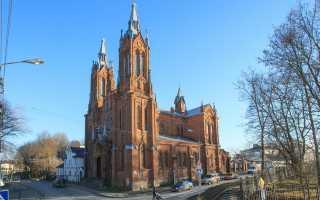 Храм непорочного зачатия Пресвятой Девы Марии, Смоленск