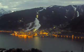 Горнолыжный курорт Цель ам Зее в Австрии. Достопримечательности, как доехать