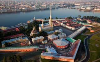 Петропавловская крепость. Часы работы, история, фото, адрес. Схема строения