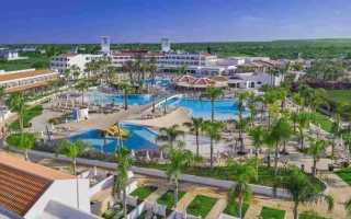 Olympic Lagoon 5*, Кипр, Айя-Напа. Отзывы, фото отеля, видео, цены