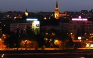Нови-сад, Сербия. Достопримечательности на карте, фото, что посмотреть за один день