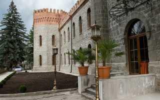 Санаторий Borjomi Palace Hotel & SPA 4* Боржоми в Грузии. Фото, видео, цены