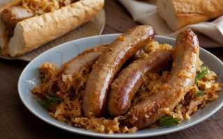 Топ-10 национальных блюд Германии. Список, названия, немецкая кухня