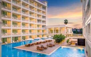 Chanalai Hillside Resort 4*, Phuket, Karon. Фото отеля, цены, отзывы