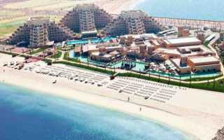 Rixos Bab Al Bahr 5*, Рас-аль-Хайма/ОАЭ. Отзывы 2020, фото отеля, видео, цены