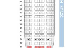 Боинг 747. Фото, схема салона -8 -300 -400 -800, вместимость пассажиров, какие места лучше
