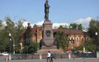 Иркутск. Достопримечательности, интересные места, фото с описанием, пеший маршрут туристу
