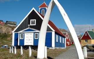 Гренландия. Достопримечательности, фото и описание, на карте, столица, города