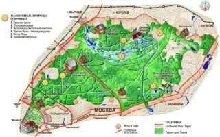 Национальный парк Лосиный остров. Фото, где находится, границы охранной зоны