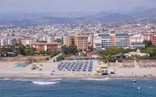 Senza Inova Beach Hotel 4* Турция, Конаклы. Отзывы, фото отеля, цены