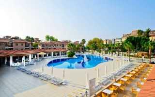 Primasol Serra Garden 4* Анталья, Турция. Отзывы, фото, цены на отдых