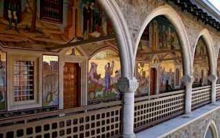 Киккский монастырь на Кипре. Иконы, фото, история, как добраться, интересные факты