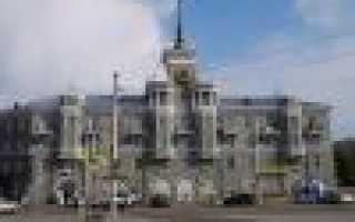 Барнаул на карте России. Достопримечательности, описание города, границы