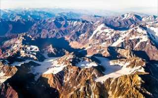 Анды — самые высокие горы американского континента. Где находятся на карте, достопримечательности