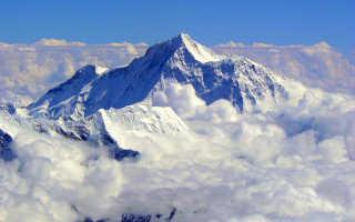 Гора Джомолунгма. Описание, факты, цифры, истории восхождений