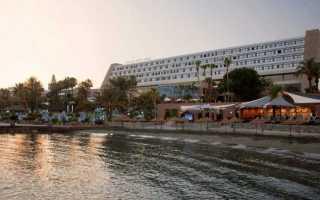 Amathus Beach Hotel Limassol 5* Кипр. Лимассол. Отзывы, фото отеля, цены