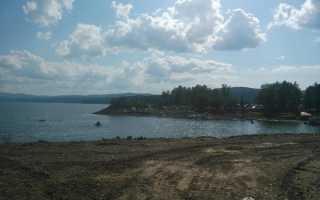 База отдыха «Адмирал», Красноярск (Красноярское море). Фото, цены и отзывы