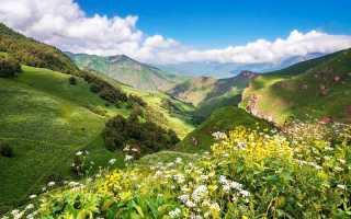 Прохладный, Кабардино-Балкария. Карта, достопримечательности, фото с описанием