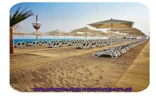 Курорты Турции на Средиземном море с песчаным пляжем на карте. Фото