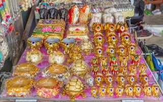 Что привезти из Таиланда: косметика, лекарства, подарки, спиртное. Топ-10 сувениров женщине, мужчине, детям
