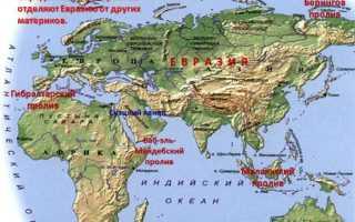 Баб эль Мандебский пролив на карте мира. Где находится, фото, история «Врат слез и скорби»