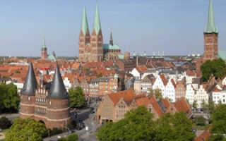 Любек, Германия. Достопримечательности, фото с описанием, что посмотреть за 1 день