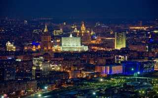 Красивые места в Москве для прогулок летом, весной, зимой, с детьми, девушкой вечером