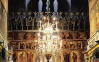 Троицкий Собор Троице Сергиева монастыря (лавры) в Сергиевом Посаде. Фото, история