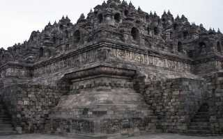 Храм Боробудур в Индонезии. Фото, где находится, история, интересные факты