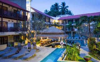 Baan Karon Resort 3*, Пхукет/Карон/Таиланд. Отзывы 2019, фото отеля, цены