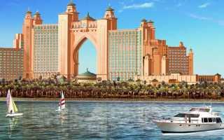 Объединенные Арабские Эмираты. Достопримечательности, курорты, отдых