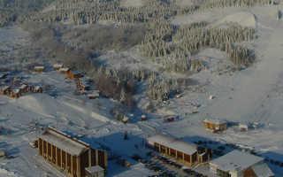 Горнолыжный курорт Хвалынь, Россия. Фото, цены, отзывы