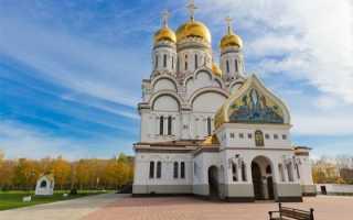 Спасо-Преображенский Собор Тольятти. Расписание богослужений, адрес, описание, история