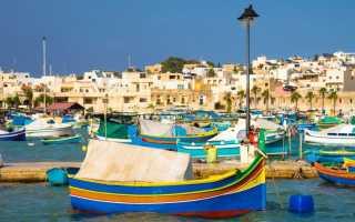 Мальта. Где находится на карте мира, погода, достопримечательности, куда и когда поехать на отдых