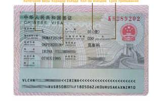 Нужна ли виза в Китай для россиян в 2021 году