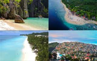 Самые красивые острова в мире. Фото Таиланда, Греции, Филиппин, Индонезии, Мальдивы