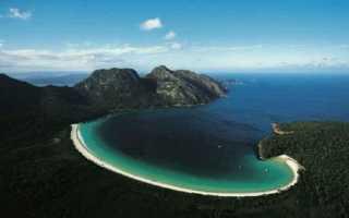 Тасмания остров. Где находится на карте мира, фото и описание, отдых