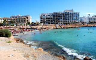 Лучшие места Испания для отдыха на море с детьми. Карта курортов, отели, цены