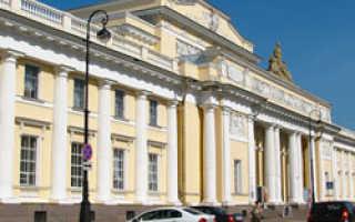 Этнографический музей в Санкт-Петербурге. Режим работы, цена, фото