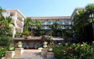 Guest House International Dadonghai 4* отель Китай/Хайнань. Отзывы, фото, видео, цены