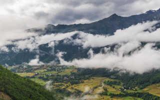 Самые красивые места Грузии: святые, интересные, курорты. Фото, где находятся, как добраться
