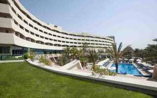 Occidental Grand Hotel Sharjah 4 Шарджа, ОАЭ. Отзывы, фото отеля, цены