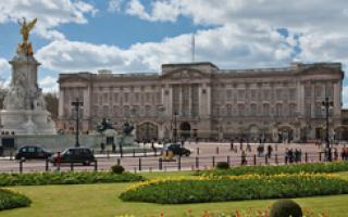 Англия. Главные достопримечательности, фото и описание на английском с переводом